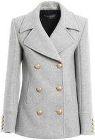 Balmain Wool And Cashmere Blazer Jacket