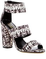 Nicole Miller Miami Tassel Sandal