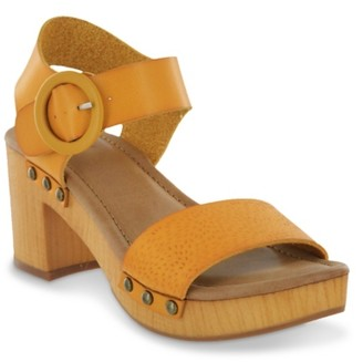 Mia Suzzette Platform Sandal