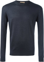 Cruciani casual jumper - men - Cashmere/Silk - 50