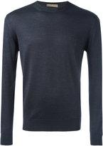 Cruciani casual jumper - men - Silk/Cashmere - 50