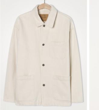 American Vintage Tineborow Jacket Ecru - M