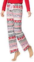 Hue Plus Nordic Doodle Pajama Pants