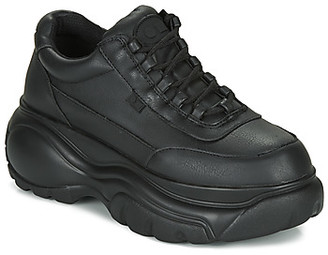 Coolway HEART women's Shoes (Trainers) in Black