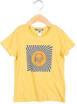 Bonpoint Boys' Printed Crew Neck Shirt w/ Tags