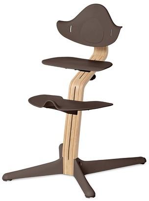 Nomi Chair Coffee - White Oak