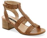 Kensie Hepburn Faux Leather Sandals
