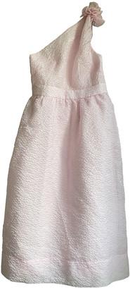 Tara Jarmon Pink Cotton Dresses