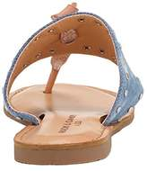 Rock & Candy Women's Blaney-D Flat Sandal,9 Medium US