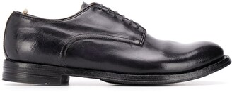 Officine Creative Polished Derby Shoes