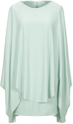 COLOUR NUDE Short dresses