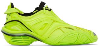 Balenciaga Green Tyrex Sneakers