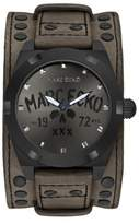 Ecko Unlimited Men's The Rock Sunray Gunmetal Dial Case E13514G1