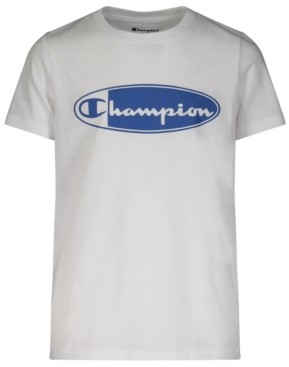 Champion Big Boys Short Sleeve Tee