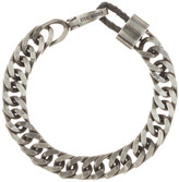 Steve Madden Curb Chain Bracelet