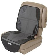 Summer Infant DuoMat 2-in-1 Car Seat Mat - Black & Gray