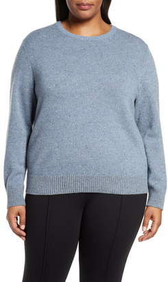 Lafayette 148 New York Vanise Wool & Cashmere Sweater