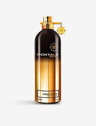 Montale Amber Musk eau de parfum 100ml