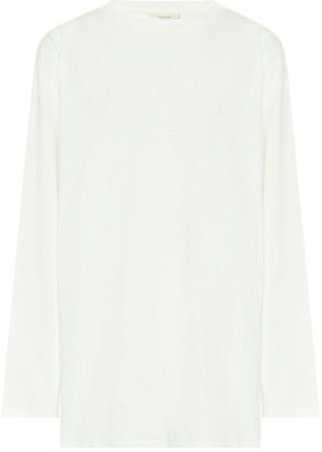 The Row Autie cotton top