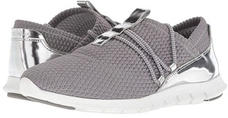Cole Haan Zerogrand Quilted Sneaker (Ironstone Quilt Stretch) Women's Lace up casual Shoes