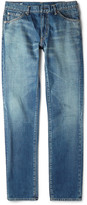 Visvim - Social Sculpture 04 Slim-fit Selvedge Denim Jeans