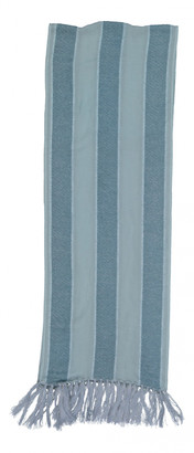 Christian Dior Blue Silk Scarves