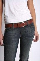 Kimchi Blue Basic Leather Belt