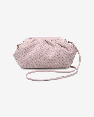Express Urban Expressions Leona Vegan Leather Crossbody Bag