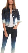 Acne Studios Stace Degrade Denim Jacket