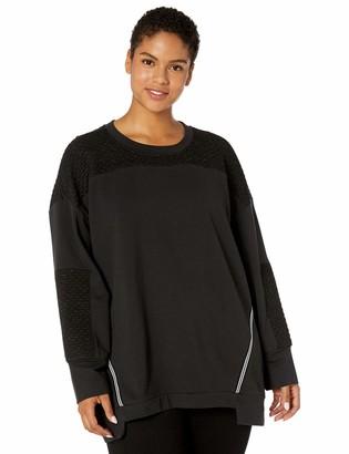 Lysse Women's Plus Size Devoe Sweatshirt