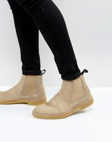 Paul Smith Dart Desert Boot in Taupe