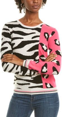 Scott & Scott London Asymmetrical Cashmere Sweater