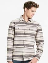 Lucky Brand Pendleton Workwear Aztec Stripe Shirt