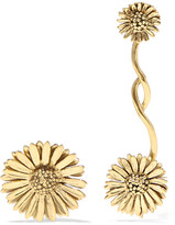 Aurelie Bidermann Athina Gold-plated Earrings - one size