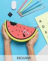 NPW Scented Watermelon Pencil Case