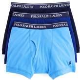 Polo Ralph Lauren Boxer Briefs, Pack of 3