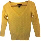 Ralph Lauren Yellow Wool Knitwear