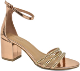 Bamboo Rose Gold Highlight Sandal