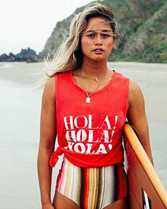Billabong Women's Hola Muscle T-Shirt