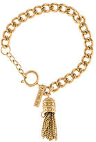 Rachel Zoe Tassel Charm Bracelet