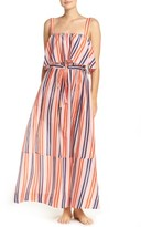 Diane von Furstenberg Women's Popover Cover-Up Dress