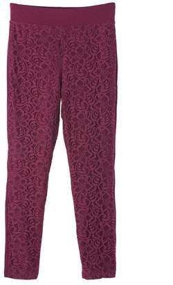 Pink Label Nerine Lace Lounge Pants