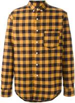 Palm Angels gingham check shirt