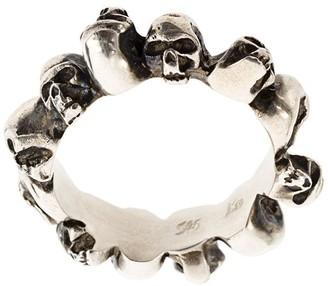 Werkstatt:Munchen Skulls ring