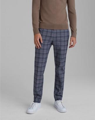 Club Monaco Sutton Plaid Dress Pants