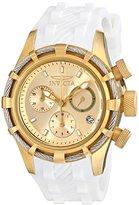 Invicta Women's 16107 Bolt Analog Display Swiss Quartz White Watch