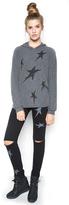 Lauren Moshi Sherri Jogger Pant W/ Slit in Black
