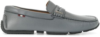 Bally Penny Strap Loafers