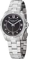 Stuhrling Original Women's 399L.22111 Symphony Lady Nautic Analog Display Swiss Quartz Silver Watch