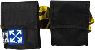 Off-White Eq Two Pocket Belt Bag